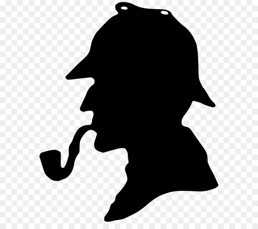 Sherlock clipart vector royalty free library sherlock holmes silhouette clipart Sherlock Holmes Museum ... vector royalty free library