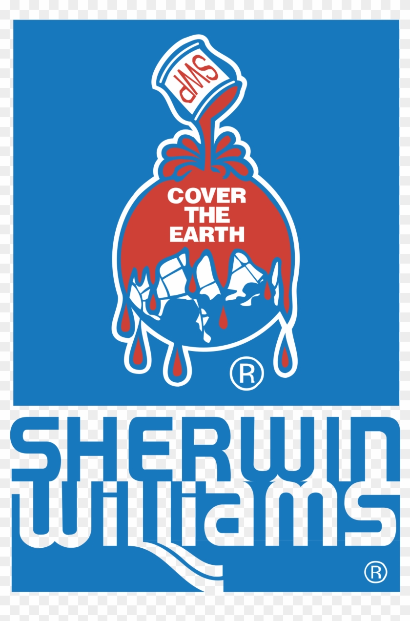 Sherwin williams clipart logo clip art royalty free library Cover The Earth Logo Png Transparent - Sherwin Williams ... clip art royalty free library