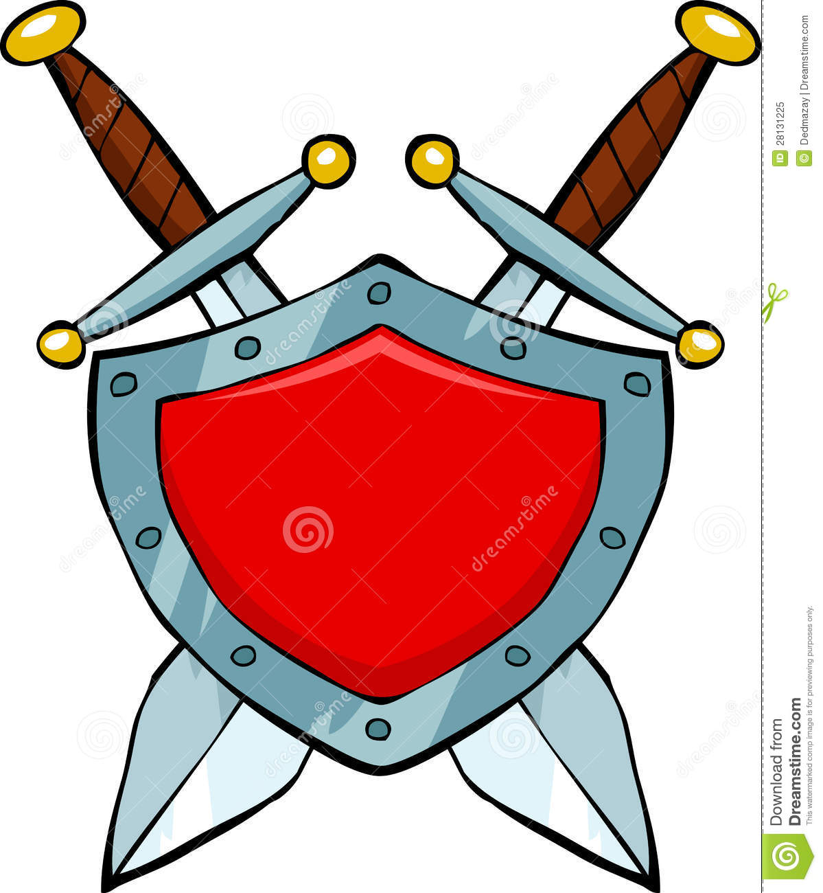 Shield and sword clipart graphic free download Shield and swords | Clipart Panda - Free Clipart Images graphic free download