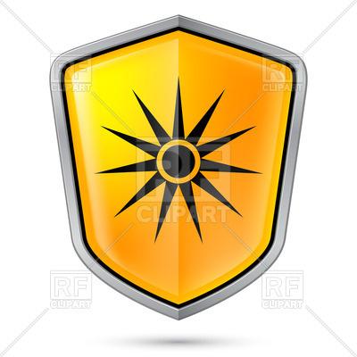 Shield clipart 400x400