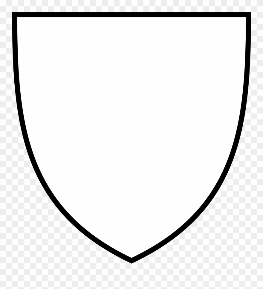 Shield clipart png picture free download Blank Shield Logo Png Download - Shield Basic Clipart ... picture free download