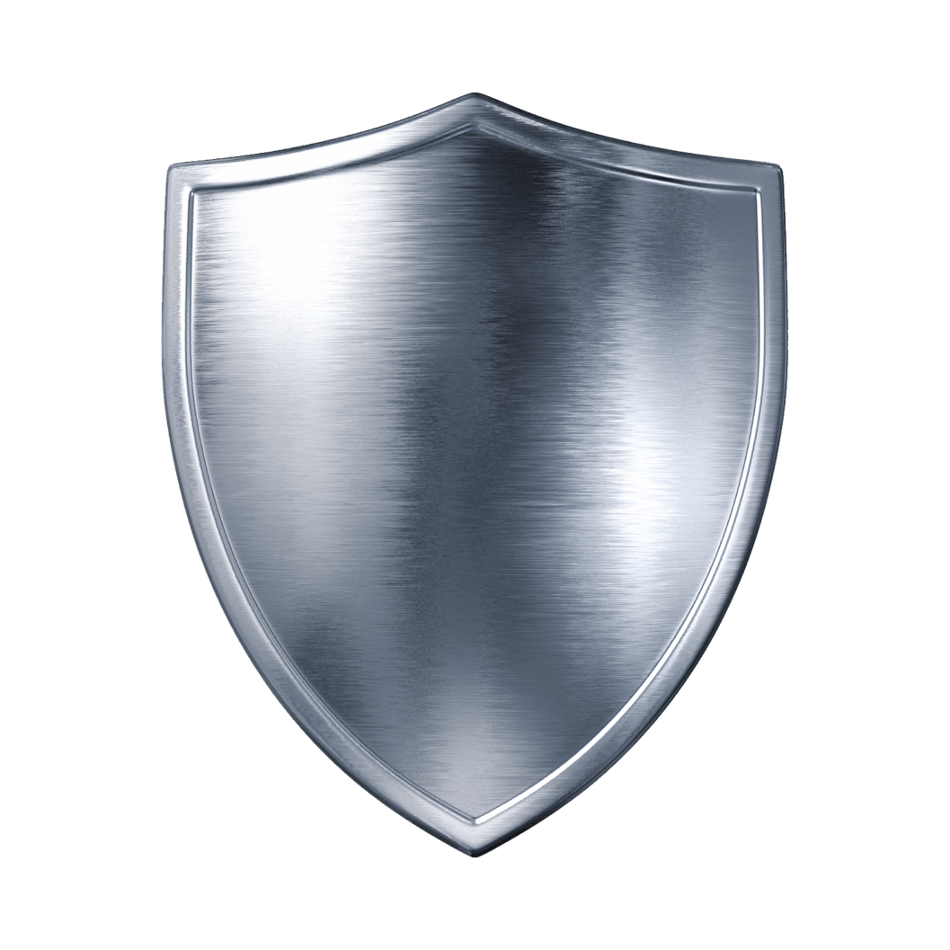 Shield clipart transparent background svg royalty free library Plain Silver Shield transparent PNG - StickPNG svg royalty free library