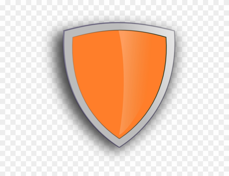 Shield clipart transparent background clip black and white stock Cartoon Shield Transparent Background Clipart (#293097 ... clip black and white stock