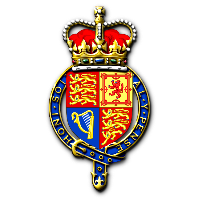 Shield with crown clipart jpg library stock The Art of Heraldry: British Heraldry jpg library stock