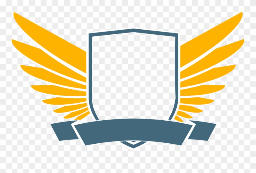 Shield with wings clipart image transparent library Shield With Wings Png - Wing Shield Logo Png Clipart ... image transparent library