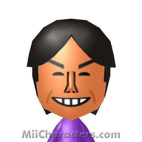 Shigeru miyamoto clipart jpg library MiiCharacters.com - MiiCharacters.com - Mii Details for ... jpg library