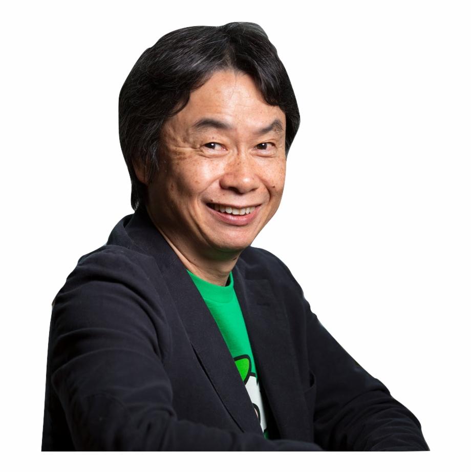 Shigeru miyamoto clipart svg freeuse download Shigeru Miyamoto Free PNG Images & Clipart Download #3060116 ... svg freeuse download