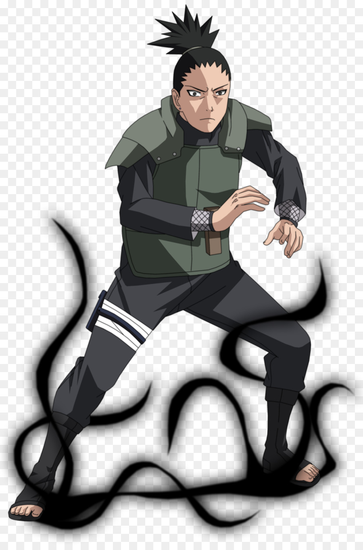 Shikamaru nara clipart