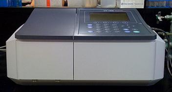 Shimadzu spectrophotometer clipart svg transparent 2: A UV-Spectrophotometer (UV-1800, Shimadzu) for measuring ... svg transparent