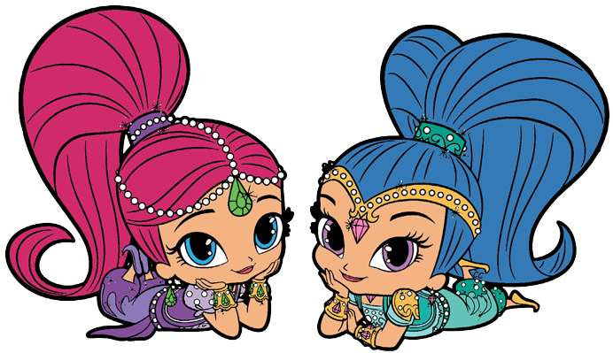 Your genies divine clipart image download Shimmer and Shine Clipart Images. | shimmer and shine in ... image download