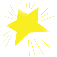 Shine star clipart png free stock Shining Star Clipart & Look At Clip Art Images - ClipartLook png free stock