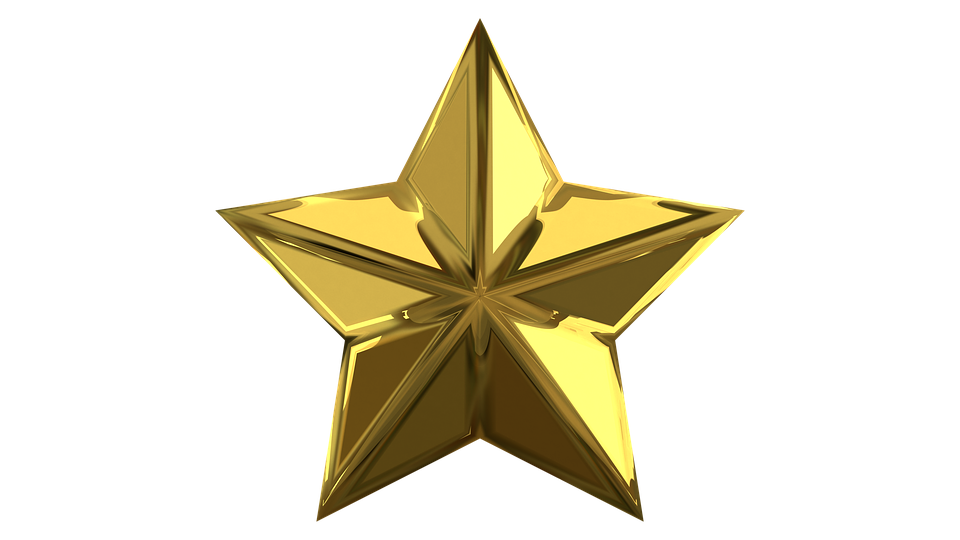 Shining gold star clipart image Golden Star PNG Image - PurePNG | Free transparent CC0 PNG Image Library image