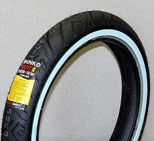 Shinko tires clipart picture free download Details about SHINKO 100/90-19 WHITE FRONT TIRE HARLEY SPORTSTER XL XLH 883  1000 1100 1200 picture free download