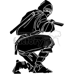 Shinobi ninja clipart free library ninja clipart 008 . Royalty-free clipart # 384671 free library