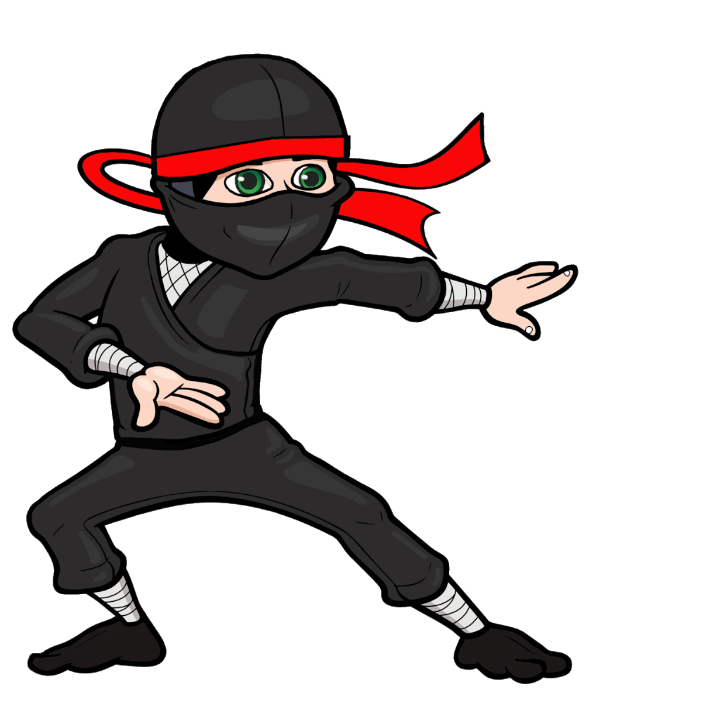 Shinobi ninja clipart svg black and white library Ninja PNG Image - PurePNG | Free transparent CC0 PNG Image ... svg black and white library