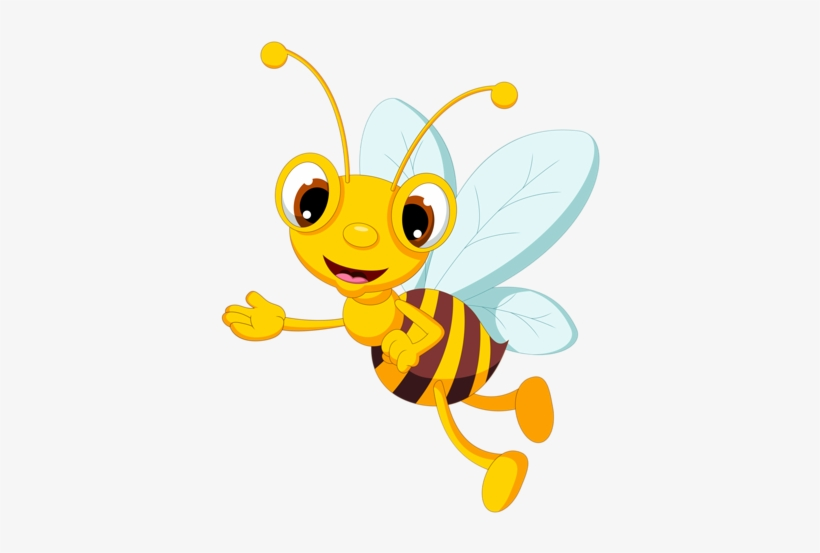 Shiny bee clipart library Bees Vector - Honey Bee Clipart Png Transparent PNG ... library