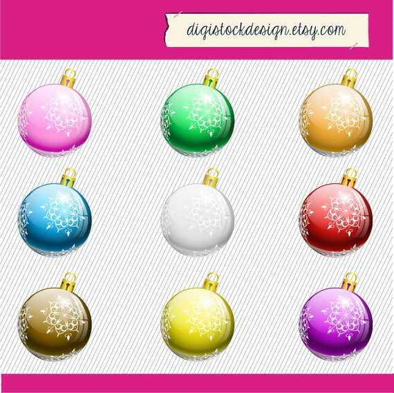Shiny item clipart graphic black and white library Christmas Crystal Balls Clipart. Christmas Shiny Ornaments ... graphic black and white library