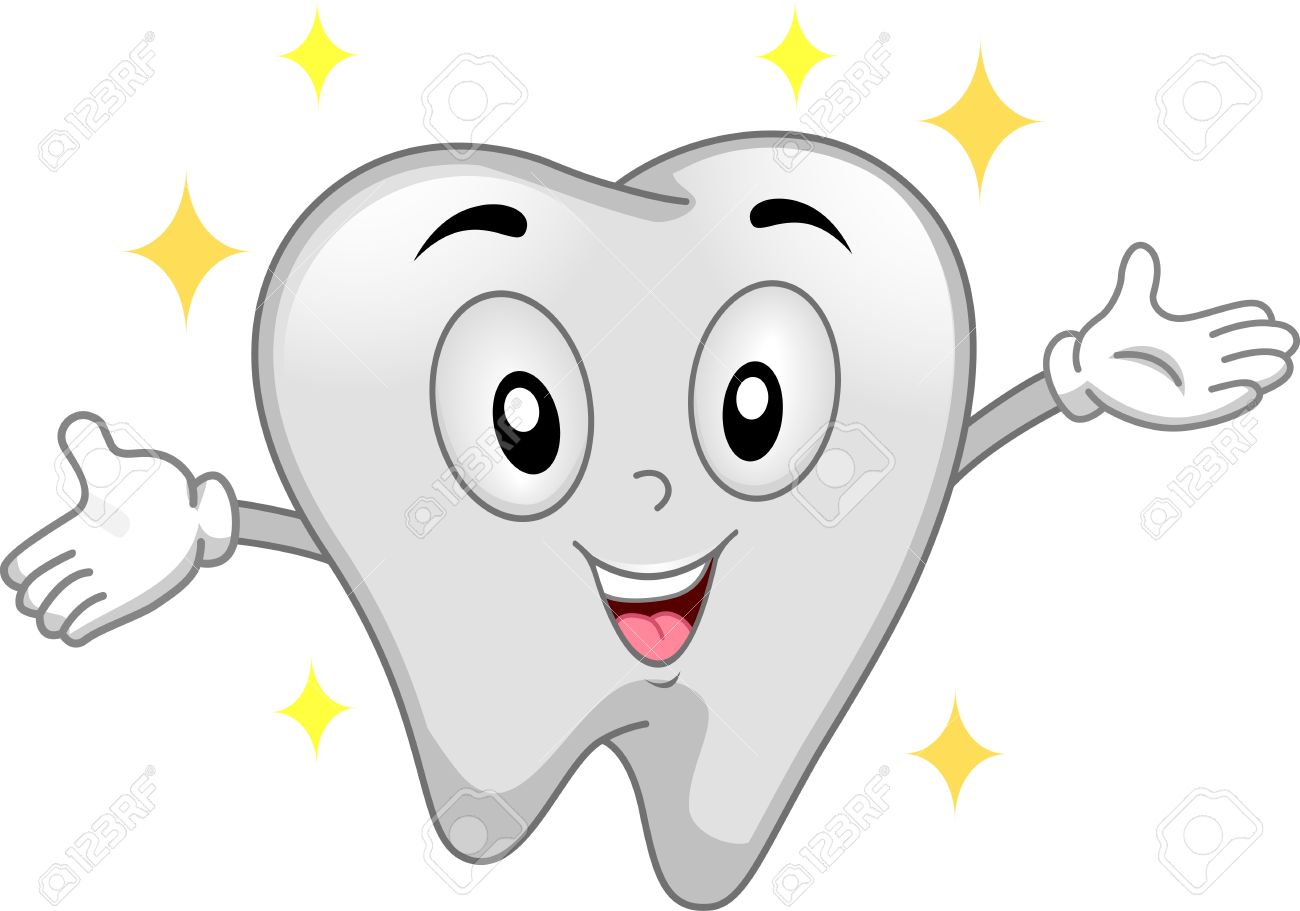 Cartoon tooth clipart banner free download Shiny Tooth Clipart 1 19 Cartoon Teeth | timhangtot.net banner free download