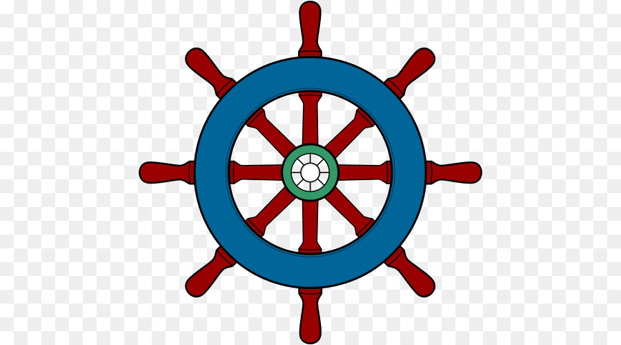 Ship wheel clipart free clipart library library Ship Steering Wheel Background png download - 500*500 - Free ... clipart library library