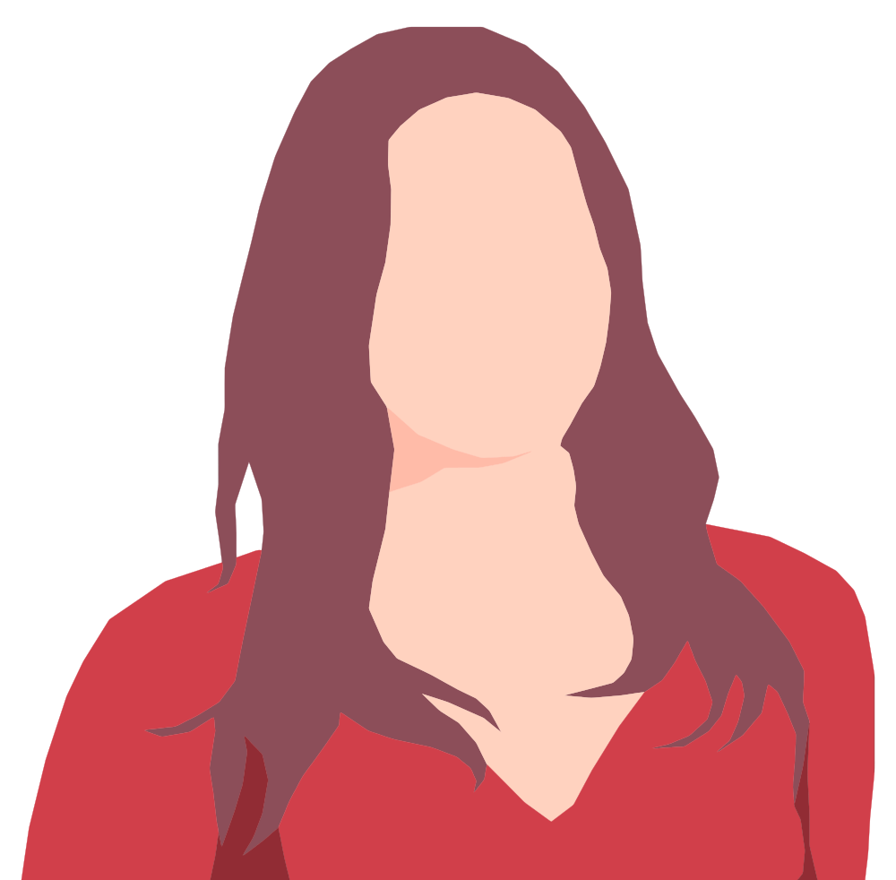 Shipping receiving avatar clipart svg royalty free OnlineLabels Clip Art - Faceless Female Avatar svg royalty free