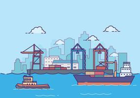 Shipyard clipart image free stock Shipyard Free Vector Art - (3,221 Free Downloads) image free stock