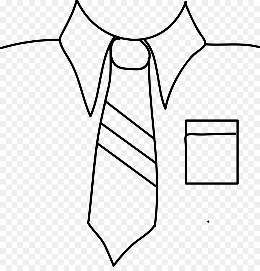 Shirt and tie clipart black and white picture stock Drawing Pin clipart - Tshirt, Necktie, Shirt, transparent ... picture stock