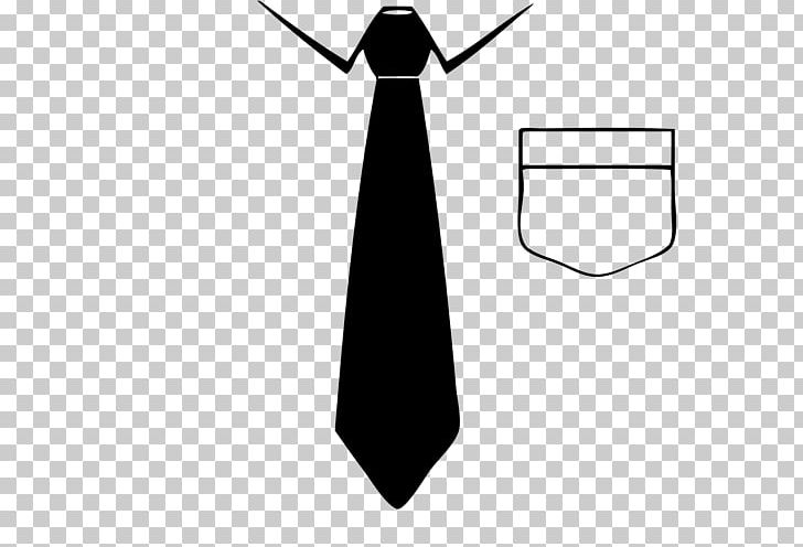 Shirt and tie clipart black and white image freeuse Bow Tie T-shirt Necktie Tie Clip PNG, Clipart, Angle ... image freeuse