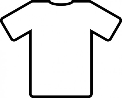 Sports jersey clipart black and white clipart transparent Free T-Shirt Cliparts, Download Free Clip Art, Free Clip Art ... clipart transparent