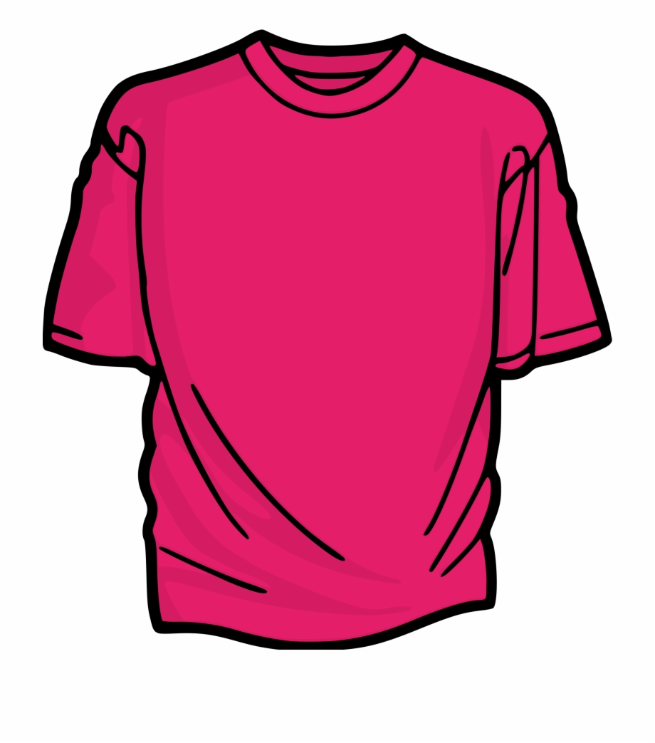 Clipart Pink T Shirt Clip Art - T Shirt Clipart Png Free PNG ... banner freeuse download