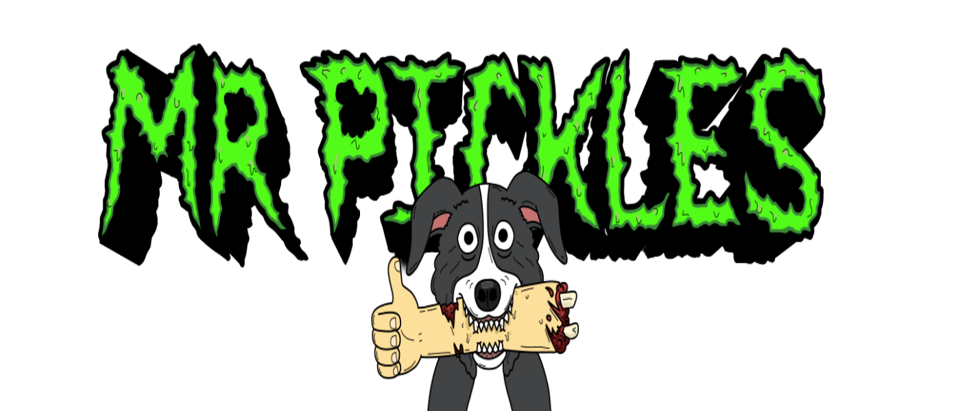 Shivering dog clipart image free library Review: Mr. Pickles