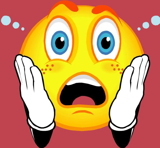 Shocked happy face clipart jpg library download Free Shocked Smiley Face, Download Free Clip Art, Free Clip ... jpg library download