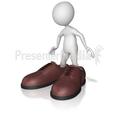 Shoe size clipart picture free download Walk A Mile In My Shoes - Presentation Clipart - Great Clipart for ... picture free download