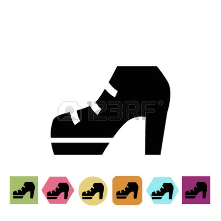 Shoe size clipart clipart black and white library 547 Shoe Size Cliparts, Stock Vector And Royalty Free Shoe Size ... clipart black and white library