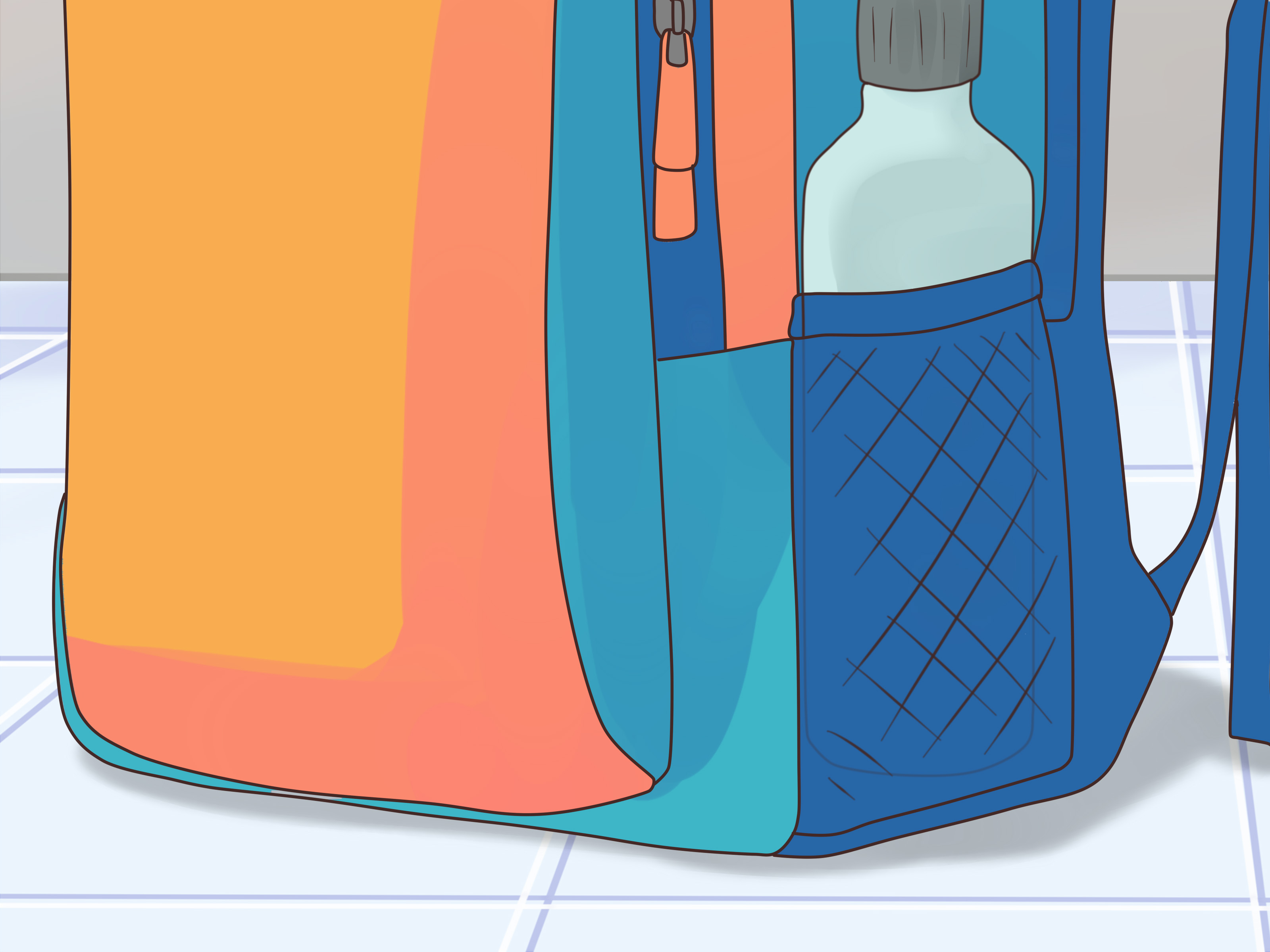 Shoes and clothes not wearing out wilderness clipart image library library How to Pack Clothes in a Backpack (with Pictures) - wikiHow image library library