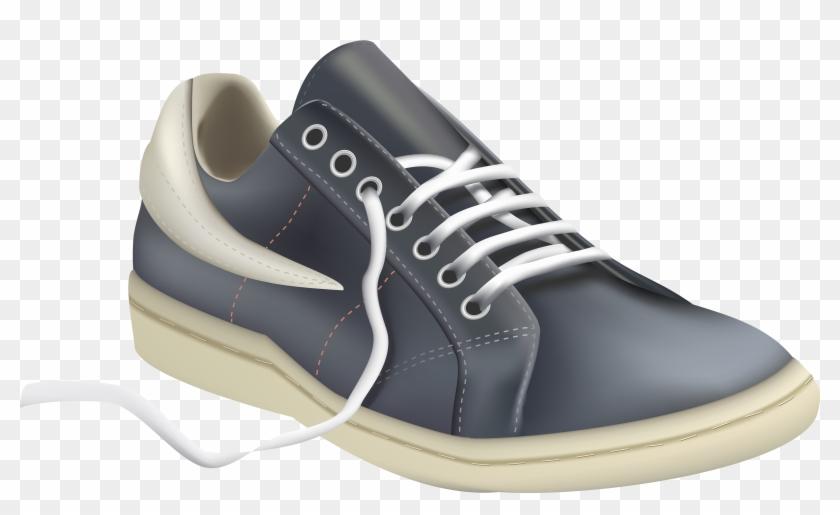 Shoes for men clipart