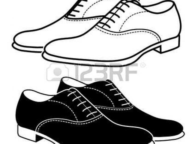 Shoes for men clipart image free Mens Shoes Drawing | Free download best Mens Shoes Drawing ... image free