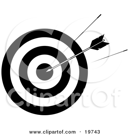 Shooting arrow clipart clipart download Royalty-Free (RF) Target Clipart, Illustrations, Vector Graphics #1 clipart download