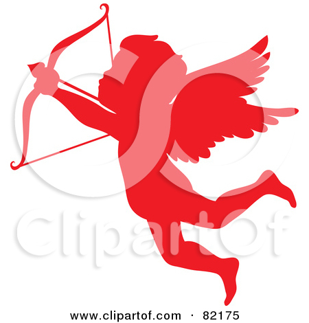 Shooting arrow clipart free download Royalty-Free (RF) Cupid Shooting Arrow Clipart, Illustrations ... free download