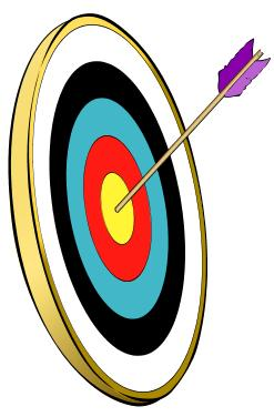 Shooting arrow target clipart image freeuse Things I Learned About Life and Entrepreneurship While Learning ... image freeuse