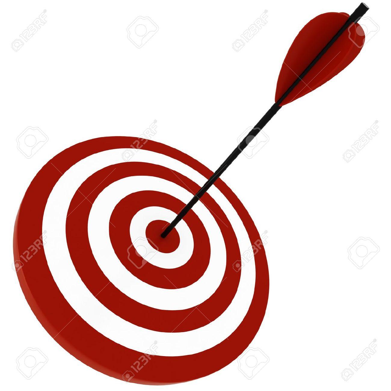 Shooting arrow target clipart jpg royalty free stock Shooting arrow target clipart - ClipartFest jpg royalty free stock