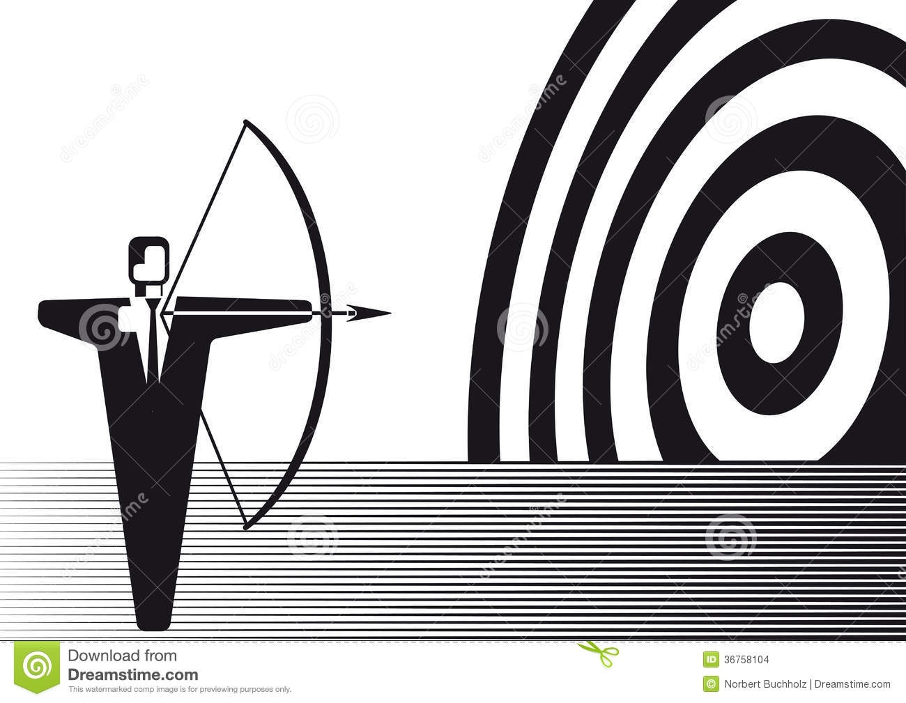 Shooting arrow target clipart clipart download Bow And Arrow Target Clipart - clipartsgram.com clipart download