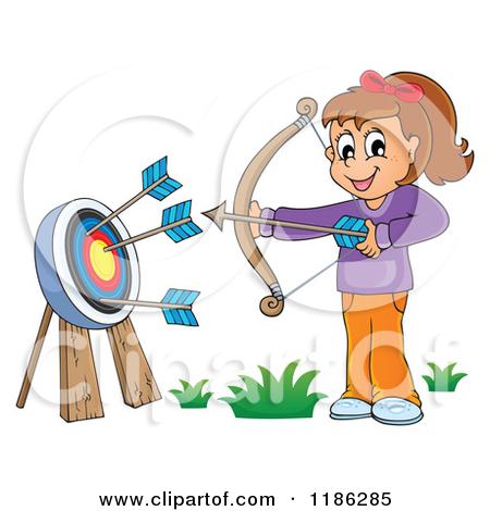 Shooting arrow target clipart graphic black and white Shooting arrow target clipart - ClipartFest graphic black and white