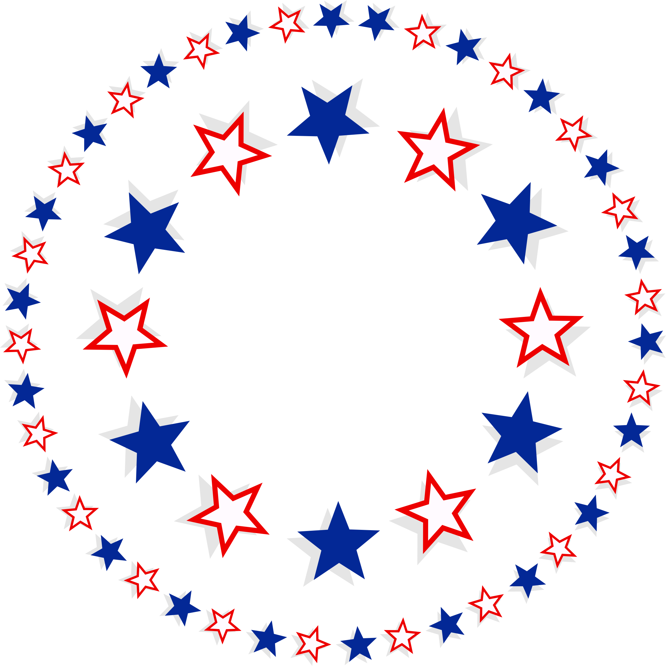 Star frame clipart free graphic 64 Free Patriotic Clip Art - Cliparting.com graphic
