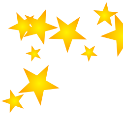 Shooting stars border clipart picture library library Shooting Stars Clipart | Free download best Shooting Stars ... picture library library