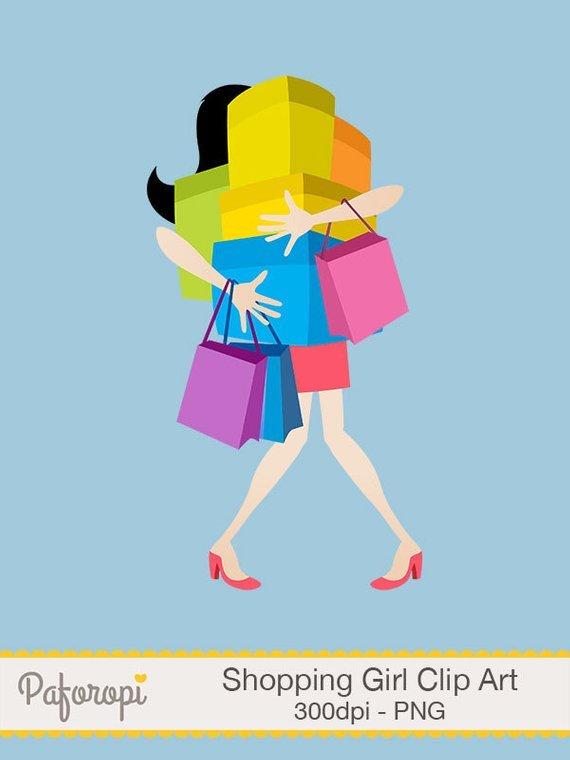 Shopaholic clipart banner stock Shopaholic clipart 4 » Clipart Portal banner stock