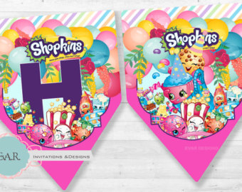 Shopkins banner clipart picture black and white library Shopkins banner clipart - ClipartFest picture black and white library