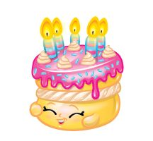 Shopkins birthday cake clipart graphic transparent download Shopkins birthday cake clipart - ClipartFest graphic transparent download