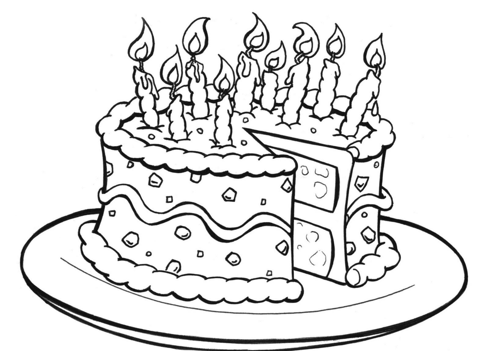Shopkins birthday cake clipart jpg black and white stock Shopkins birthday cake clipart - ClipartFest jpg black and white stock