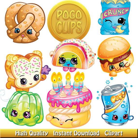 Shopkins birthday cake clipart graphic free Shopkins birthday cake clipart - ClipartFest graphic free