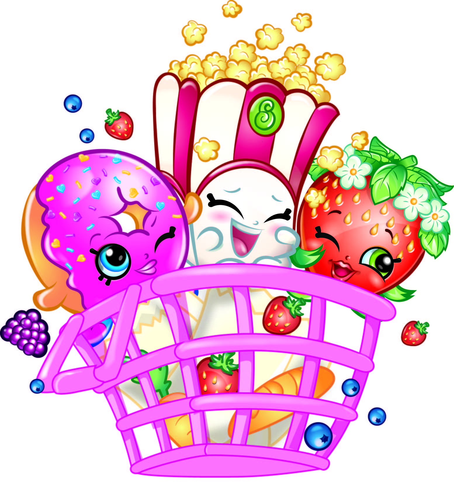 Shopkins birthday clipart clip Pin by Marie Pearson on shopkins party | Shopkins, Shopkins ... clip